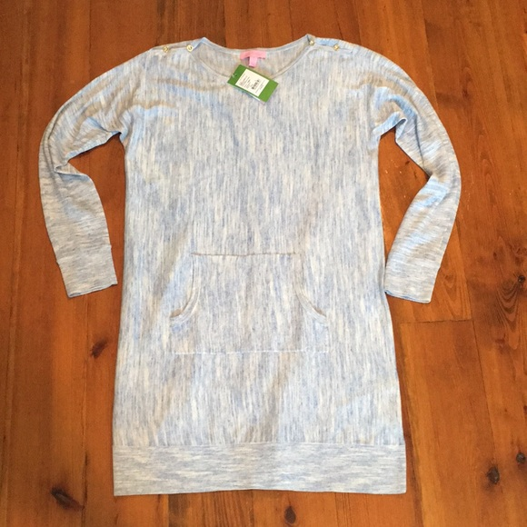 51d9e0c4a2 Jupiter Sweater Dress. NWT. Lilly Pulitzer